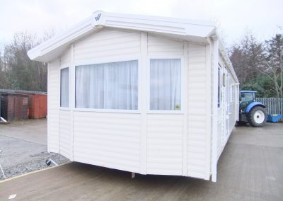 2017 Willerby Rio Premier 35×12 2 Bedroom Full Winter Pack Wheelchair Friendly
